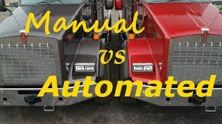 Download UltraShift vs. Manual, the 18 speed review for 2019 Mp3 and Videos