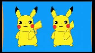 Pokemon Pikachu Song New  Nursery rhymes songs for kids thumbnail