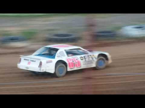 Hesston Speedway Simi Lates Heat Race 5/25/19
