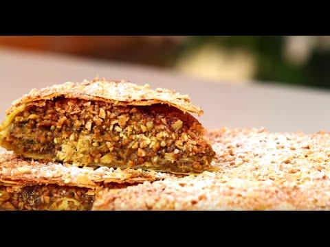 Choumicha : Pastilla au poulet - Délicieuse recette traditionelle de la cuisine marocaine