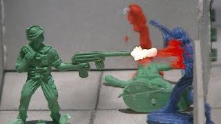 soldados combate a muerte (cortometraje)