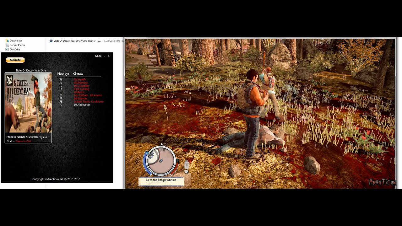 state of decay yose mods pc