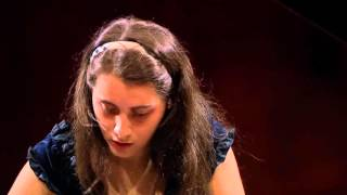 Michelle Candotti – Ballade in A flat major Op. 47 (second stage)