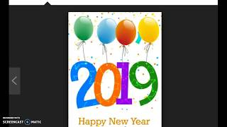 ADVANCE Happy New Year 2019 Wishes Messages Quotes Images Greetings