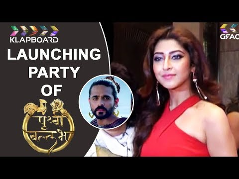 Launching Party Of Prithvi Vallabh Tv Show - Ashish Sharma, Sonarika Bhadoria