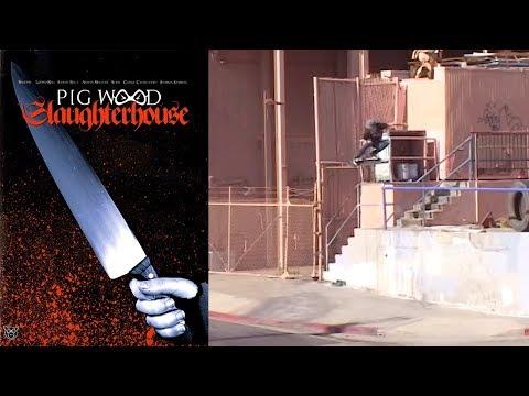 "Pig Wood ""Slaughterhouse"" (2005)"