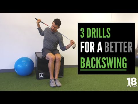 3 drills for backswing