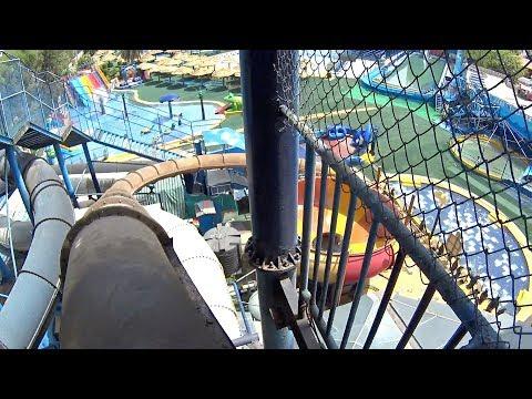 Tornado Bowl Water Slide at Fun N Food Village