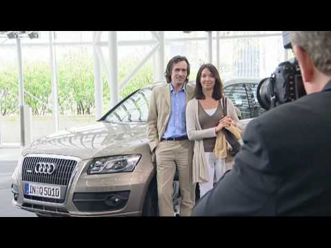 Audi Ingolstadt Customer Welcome Center YouTube - Audi european delivery