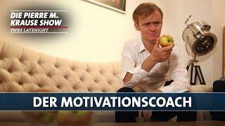 Pierre & der Motivationscoach