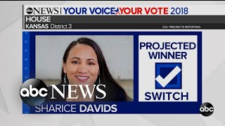 Sharice Davids makes political history