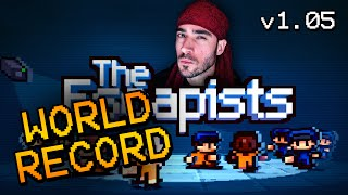 The Escapists: Fastest Escape v1.05 (Center Perks) Success