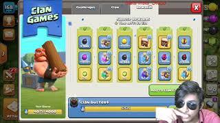 Clan Games Rewards Collection | Clash Of Clans