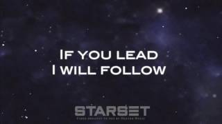 Starset - Satellite (Lyrics video)