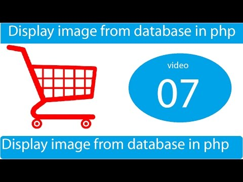 how to display image/record dynamically from database in php