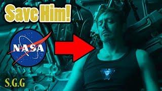 Can NASA Save Tony Stark??