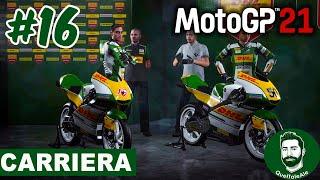 NUOVI TEAM - MotoGP 21 - Gameplay ITA