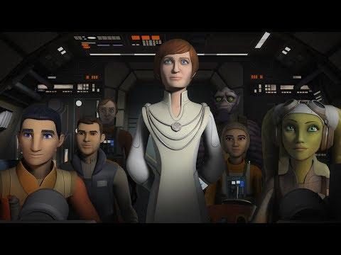 Download Youtube: Behind The Scenes: The Rebel Alliance | Star Wars Rebels