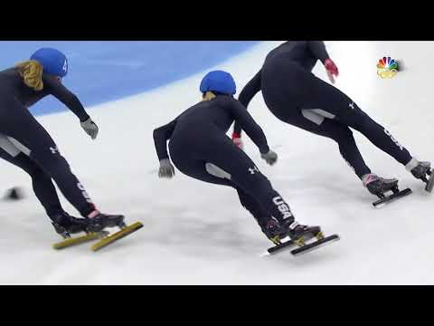 Olympic Short Track Speedskating Trials | Jessica Kooreman Qualifies For Her Second Olympic Team