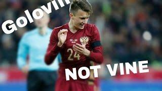 ГОЛ АЛЕКСНАДРА ГОЛОВИНА||ALEXANDER GOLOVIN||RUSSIA 2-0 LITVA