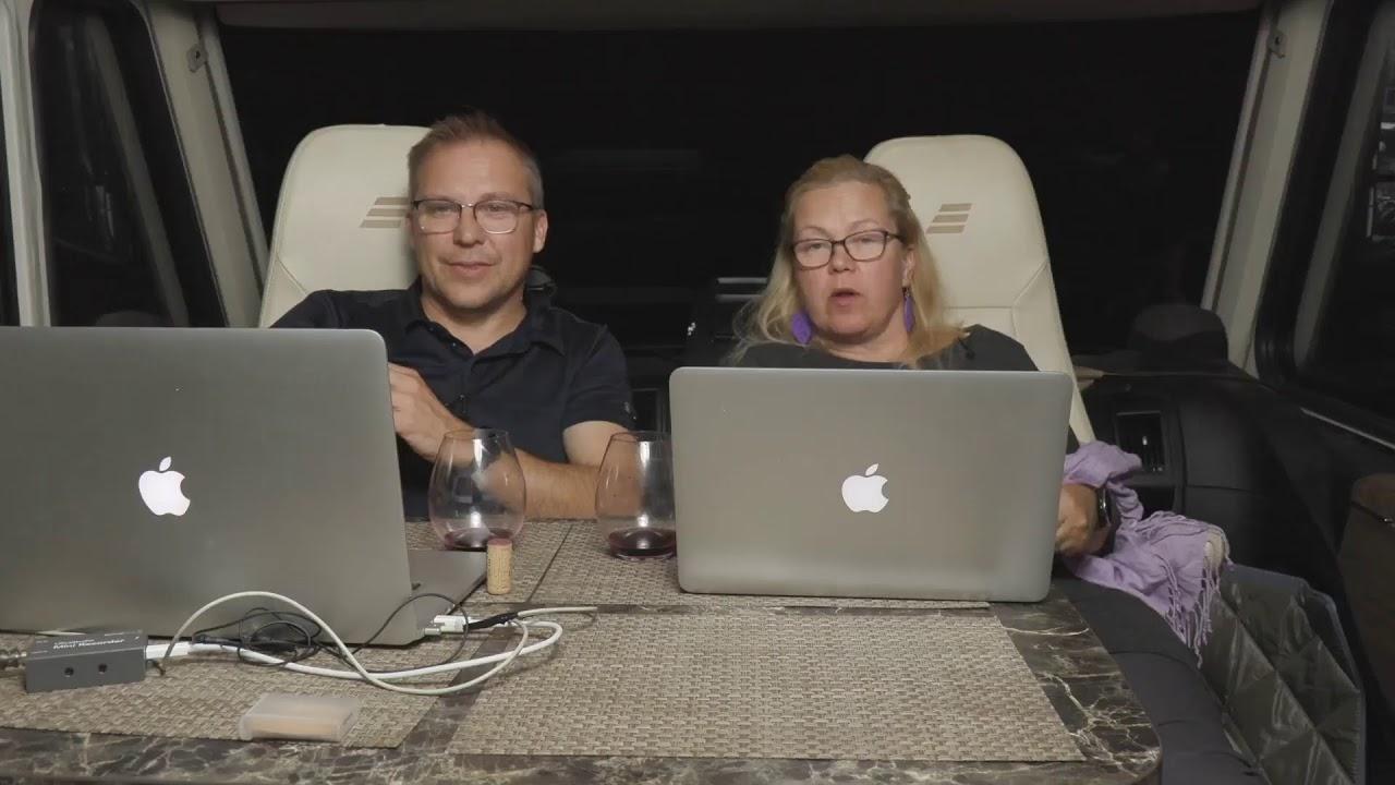 Sanna & Rallu Moottoriturvat Jakso 22 kuvattu SMK Camping Pellossa 21.9.2020