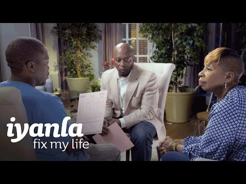 A DNA Test Reveals the Truth to a Man Who Spent Years Denying His Son | Iyanla: Fix My Life | OWN