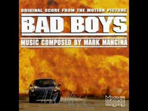 Mark Mancina  Bad Boys  Main Title edited film
