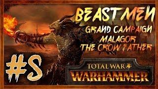 [5] END OF TILEA - Total War: Warhammer (Beastmen) Campaign Walkthrough