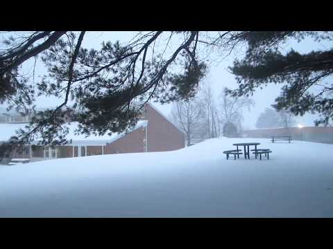 Pi-Day Storm at Lyndon State College 2017