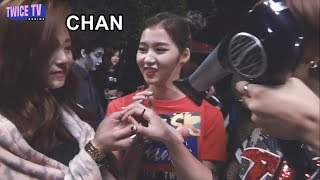 Stray Kids' Chan appearance in TWICE's Like OOH-AHH MV making PART 2