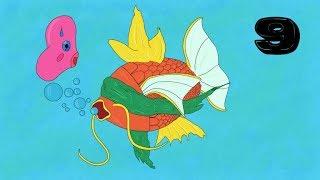 Surfer und Stärke, her damit! 🐠 6 Karpadore vs. Pokemon Gelb (#009)