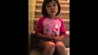 Repeat youtube video A 6 year old girl give her mom a wake up calls a lesson of life after her parents been divorced