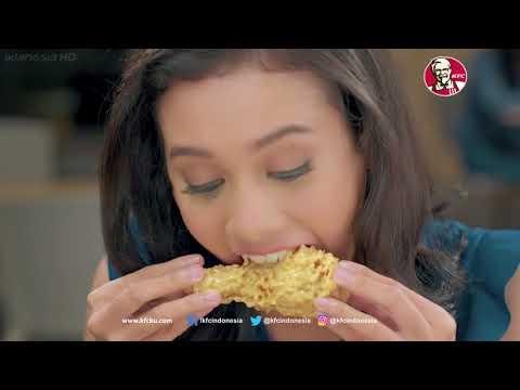 Iklan KFC Salted Egg Chicken - Mahakarya Terbaru KFC #eggstraordinary 15sec (2018)