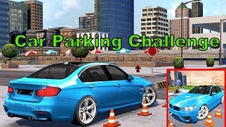 Car Parking Challenge - App Check - iOS / android Simulator Game - Davorin Đukic