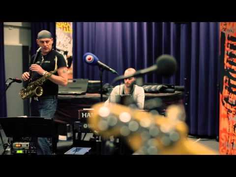 Sietse Huisman Band - What The Funk, live yn Noardewyn Omrop Fryslân