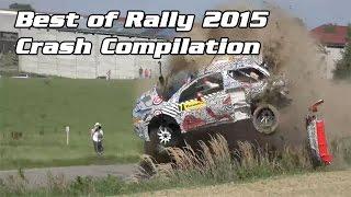 Best of Rally 2015 | Part 2 | Crash & Max Attack| Rozando el Limite 9