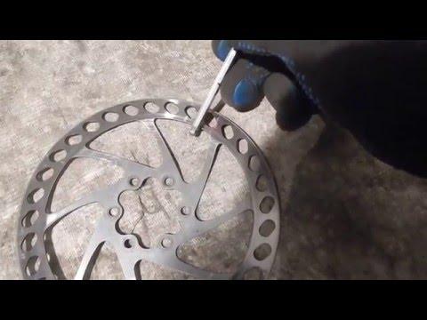 Как перевести велосипед с v-brake на дисковые тормоза.