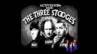 NES Longplay [657] The Three Stooges