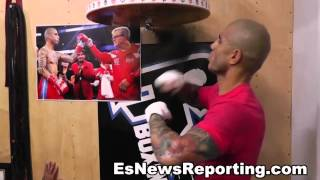 Vanes Martirosyan Roach Told Me I Destroy Cotto And Would Not Let Me Sparr Him - EsNews