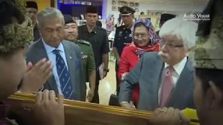 Majlis Perasmian Anjung Pro-canselor Tun Ahmad Sarji