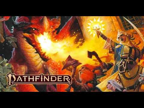 Pathfinder Second Edition First Impressions