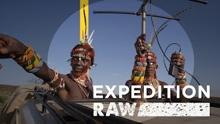 Meet Warriors on a Mission to Help Lions and Humans Coexist | Expedition Raw