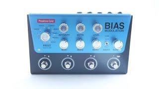 Педаль эффектов Positive Grid BIAS Modulation