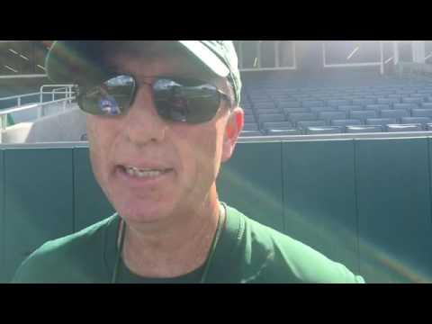 Tulane coach Willie Fritz gives injury updates on Sherman Badie, Quinlan Carroll