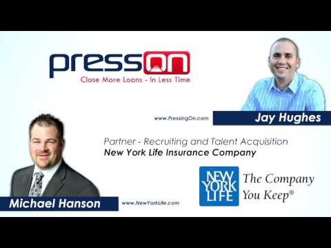 Jay Interviews Michael Hanson Recruiting and Talent Acquisition at New York Life Insurance Company