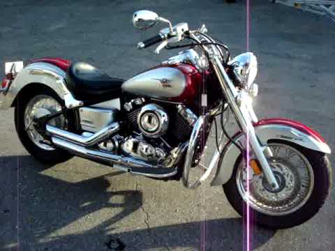 Yamaha V Star Classic Aftermarket Exhaust