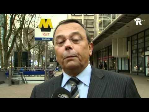 RET directeur: 'Wij staan garant voor schade reizigers'