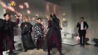 NTV  Dünyaca ünlü Koreli pop grubundan 'Erik Dalı' sürprizi