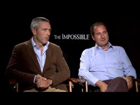 Álvaro Augustín and Ghislain Barrois 'The Impossible' Interview