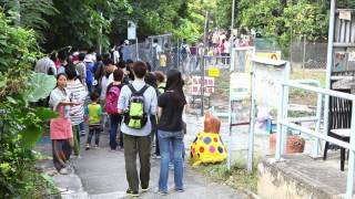 九龍塘宣道會上水龍琛路項目步行籌款2015